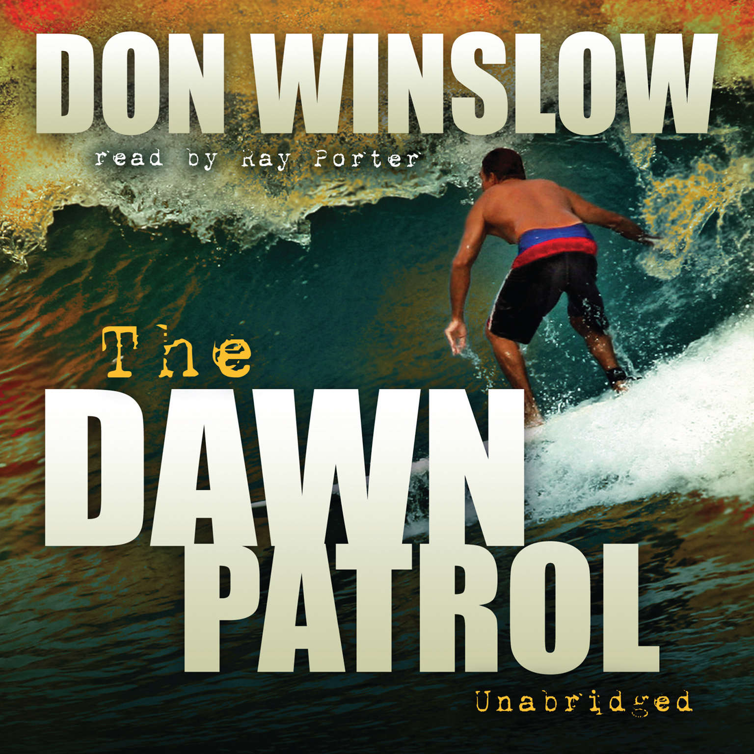 Printable The Dawn Patrol Audiobook Cover Art