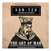 The Art of War: The Essential Translation of the Classic Book of Life Audiobook, by Sun-tzu