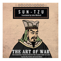 The Art of War: The Essential Translation of the Classic Book of Life Audiobook, by Sun Tzu