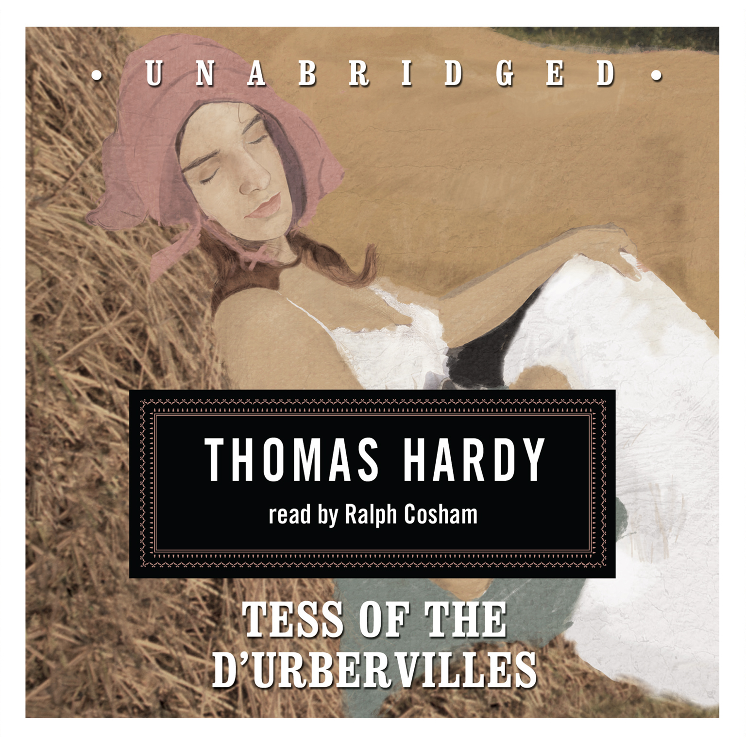 Printable Tess of the D'Urbervilles: A Pure Woman Audiobook Cover Art