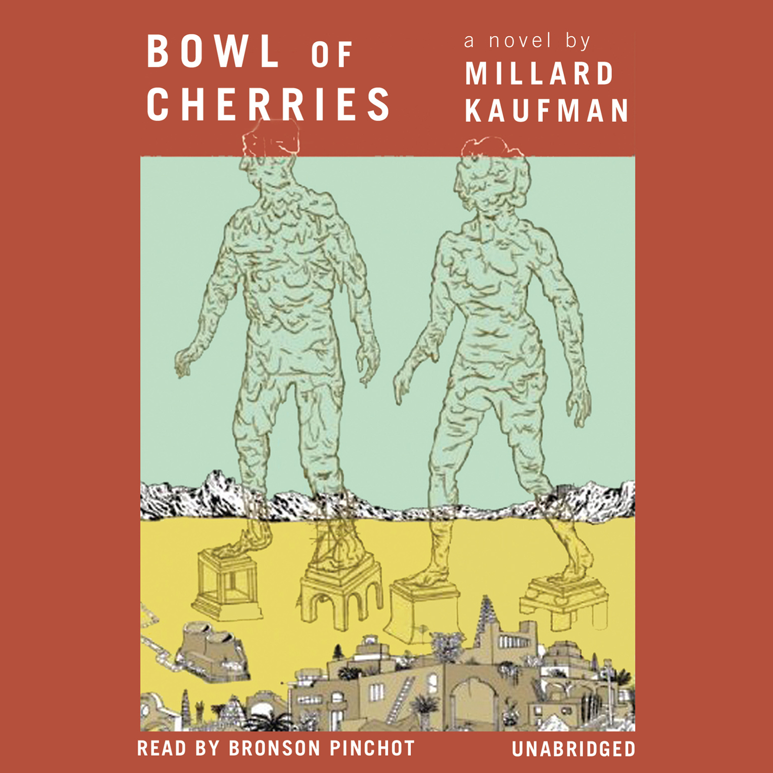 Printable Bowl of Cherries: A Novel Audiobook Cover Art