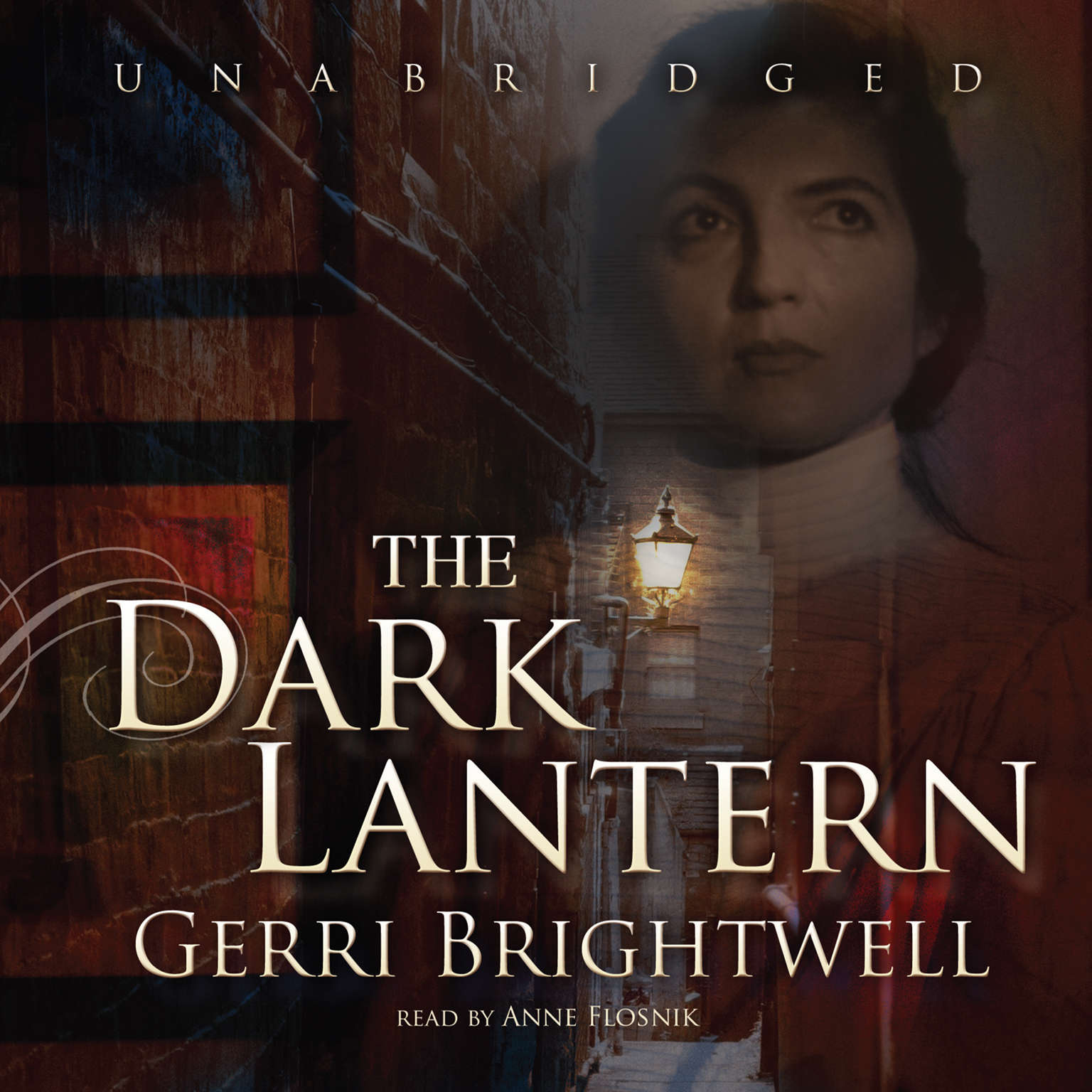 Printable The Dark Lantern Audiobook Cover Art