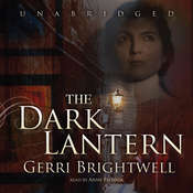 The Dark Lantern Audiobook, by Gerri Brightwell