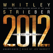 2012: The War for Souls Audiobook, by Whitley Strieber