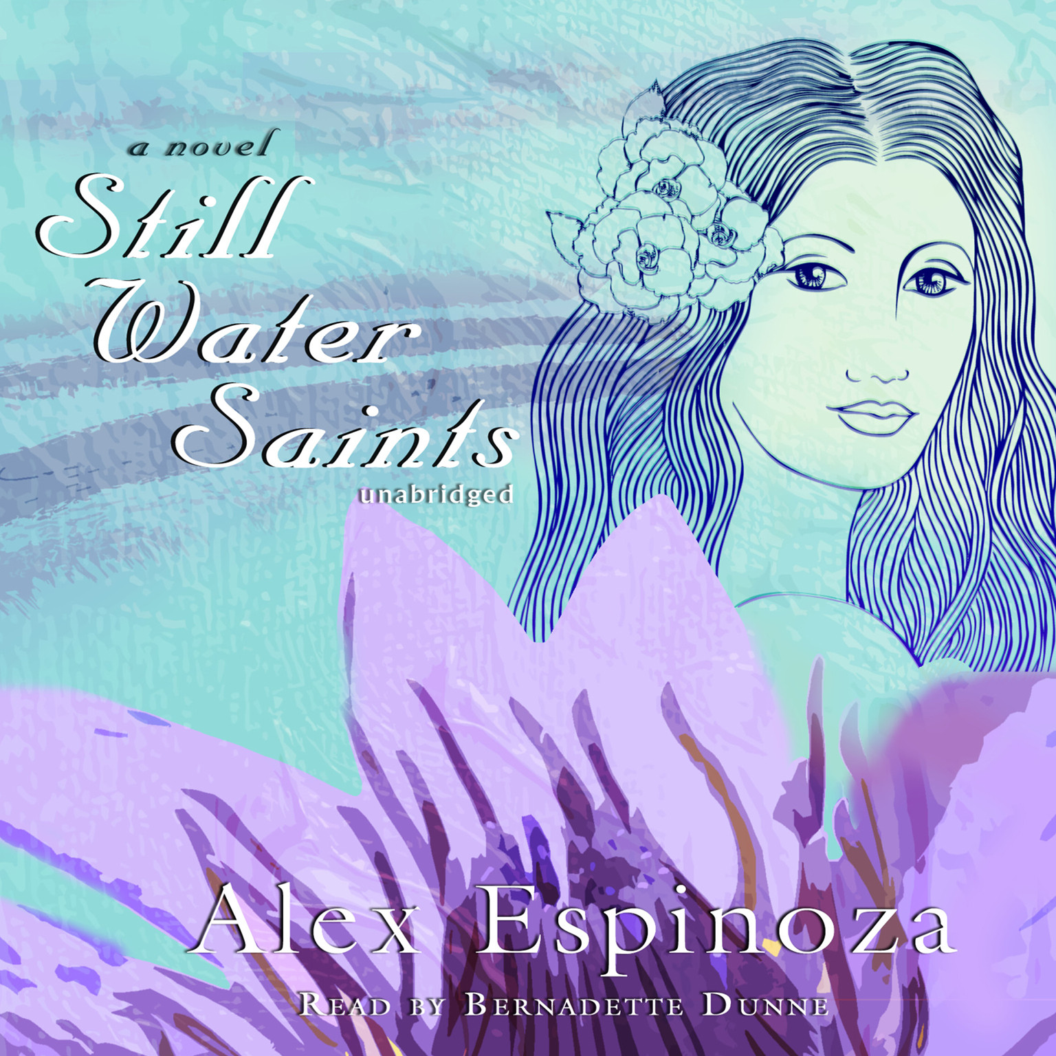 Printable Still Water Saints Audiobook Cover Art