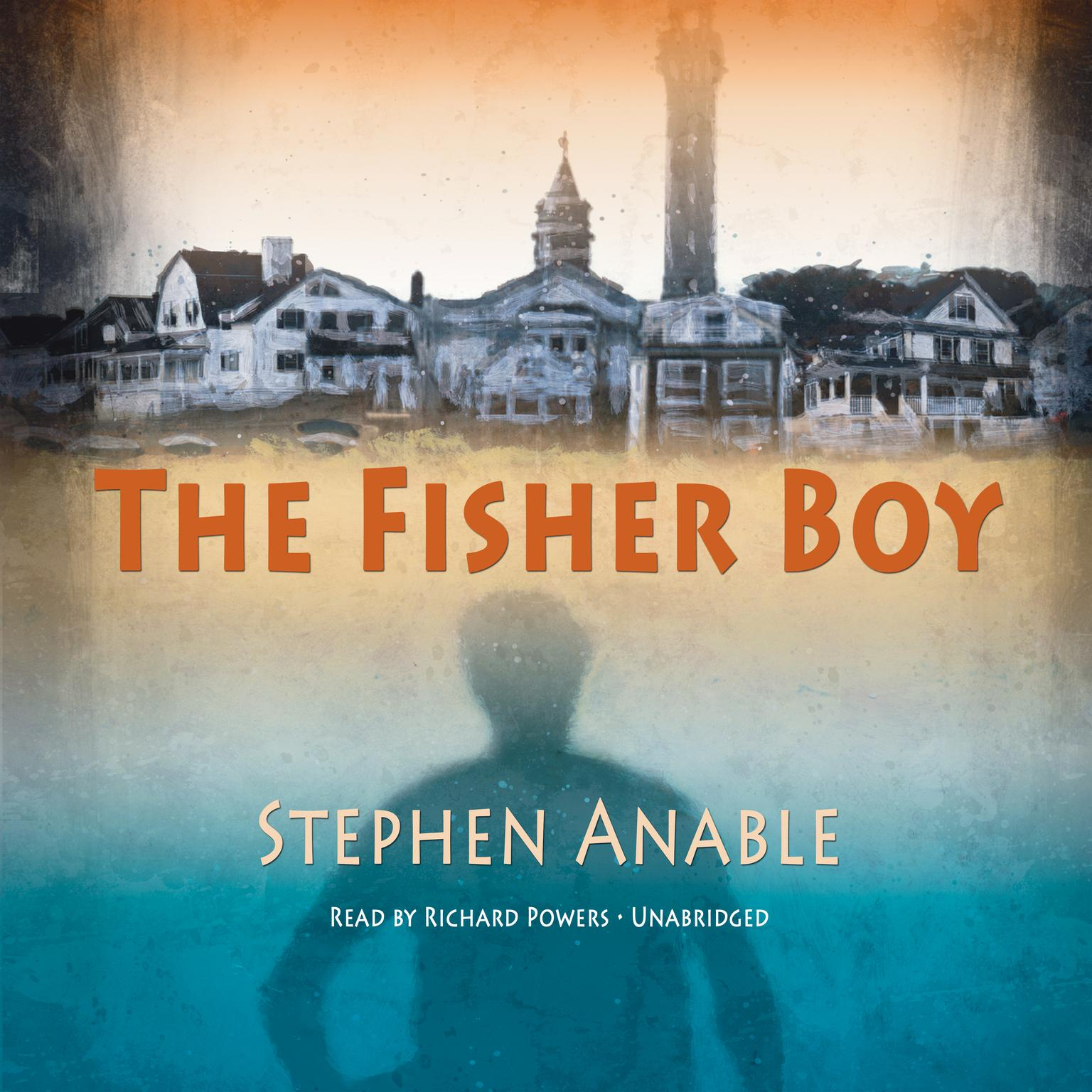 Printable The Fisher Boy Audiobook Cover Art