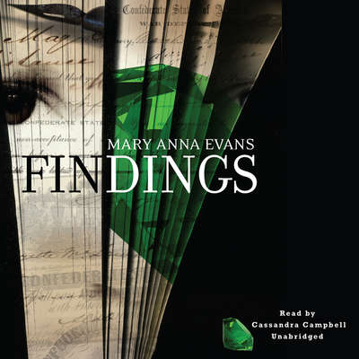 Findings Audiobook, by Mary Anna Evans