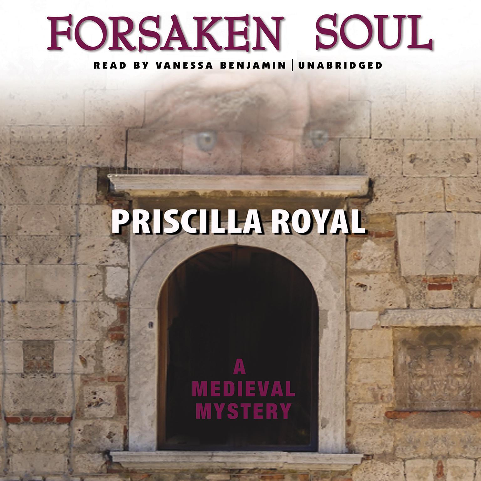 Printable Forsaken Soul Audiobook Cover Art