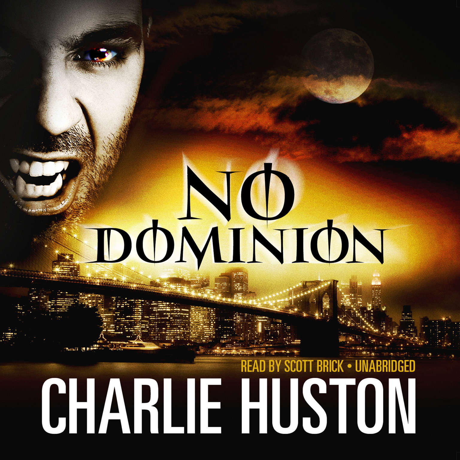 Printable No Dominion Audiobook Cover Art