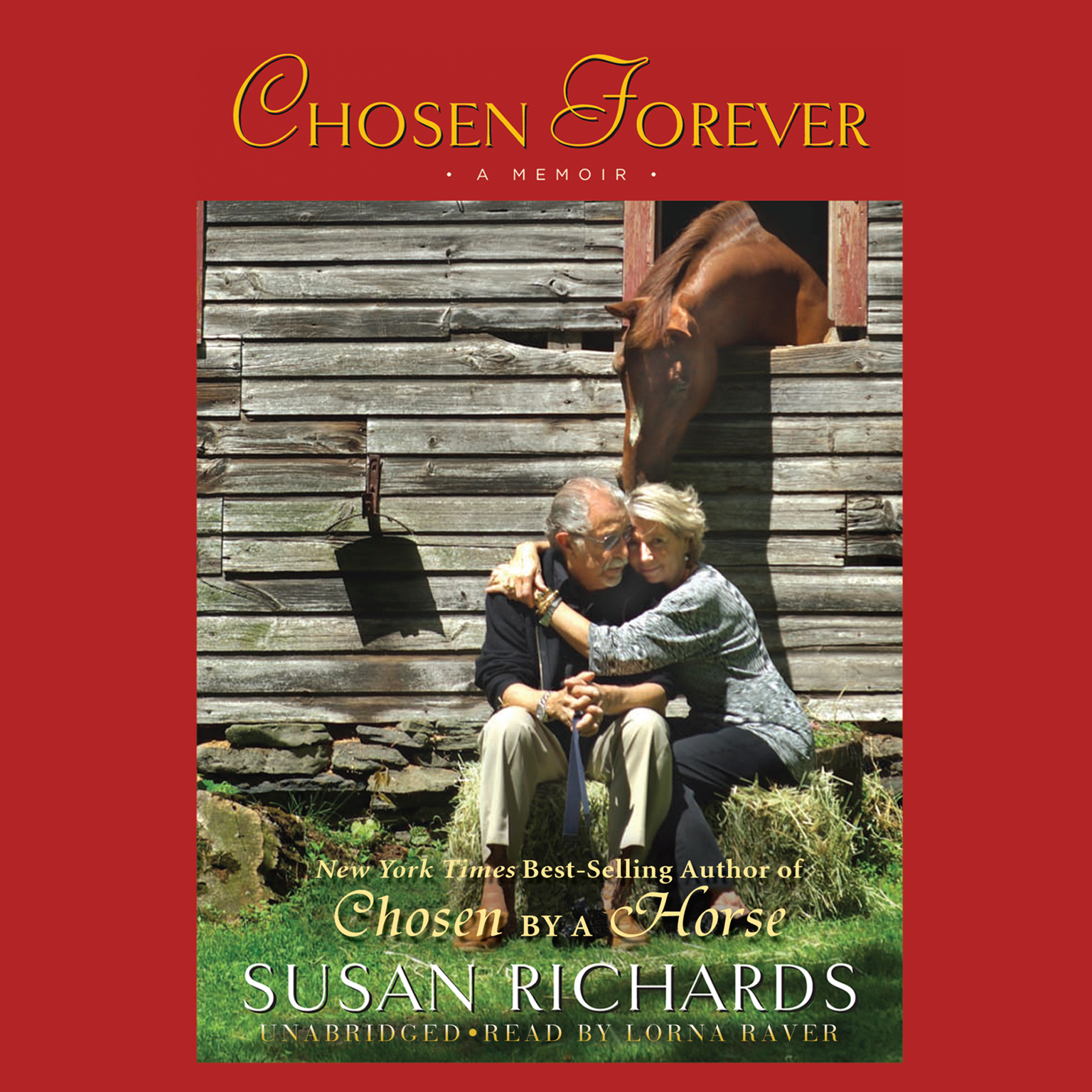 Printable Chosen Forever: A Memoir Audiobook Cover Art
