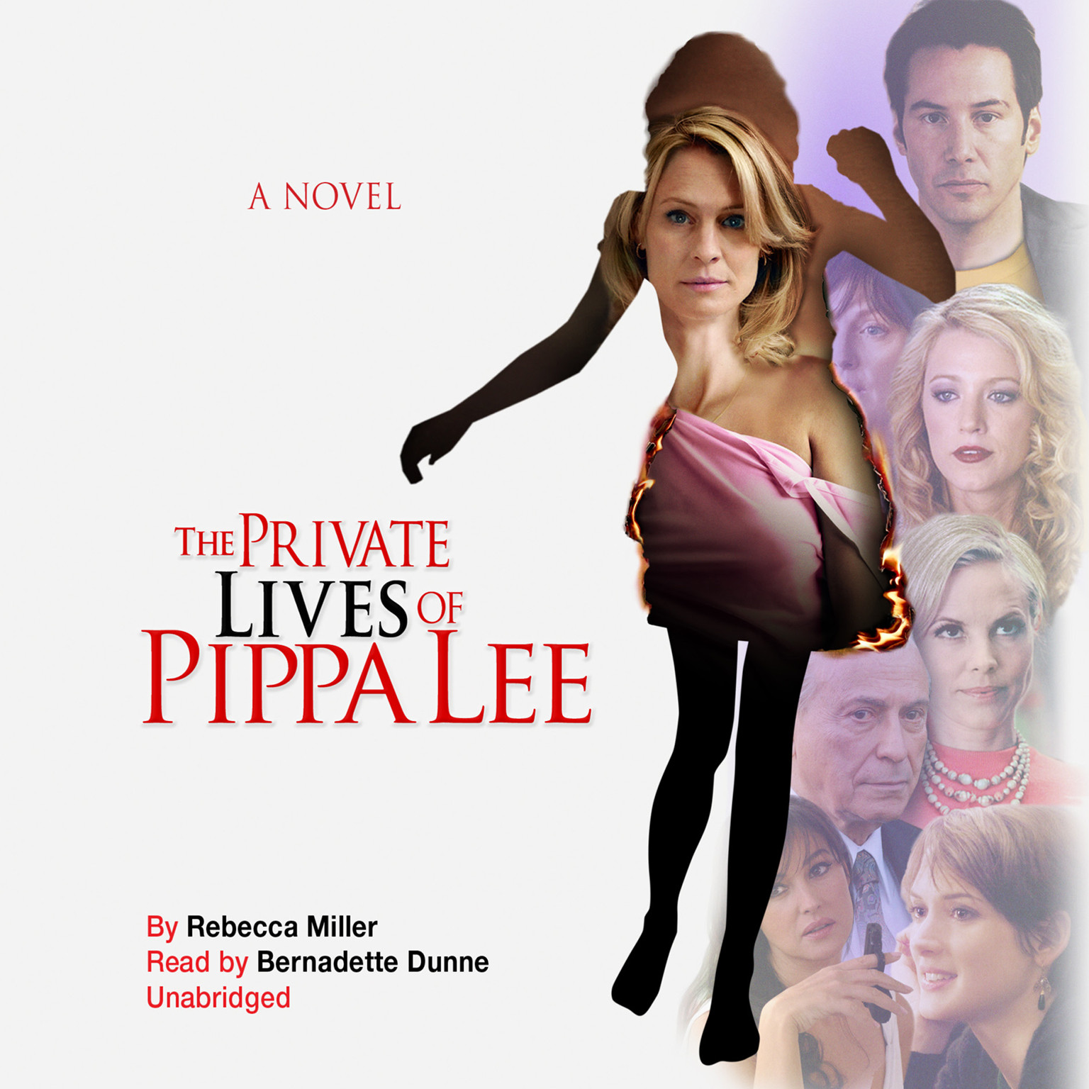 Printable The Private Lives of Pippa Lee Audiobook Cover Art