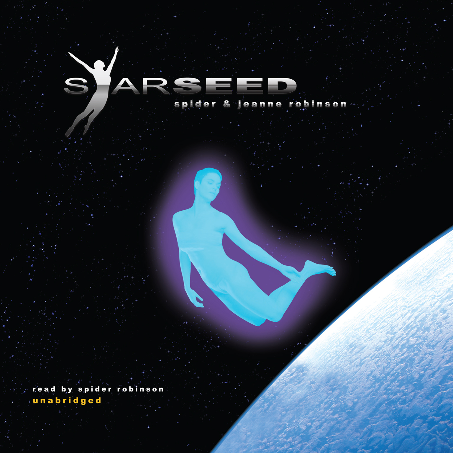 Printable Starseed Audiobook Cover Art