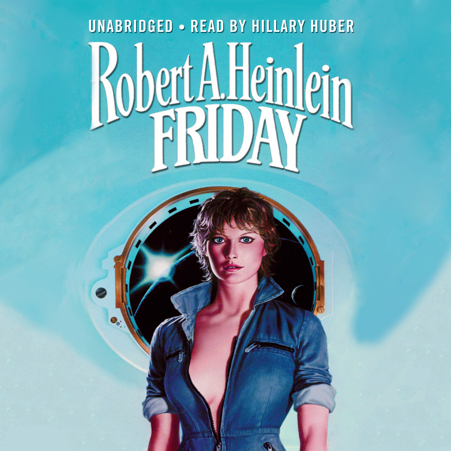 Printable Friday Audiobook Cover Art