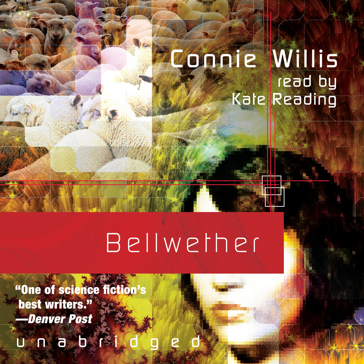 Printable Bellwether Audiobook Cover Art