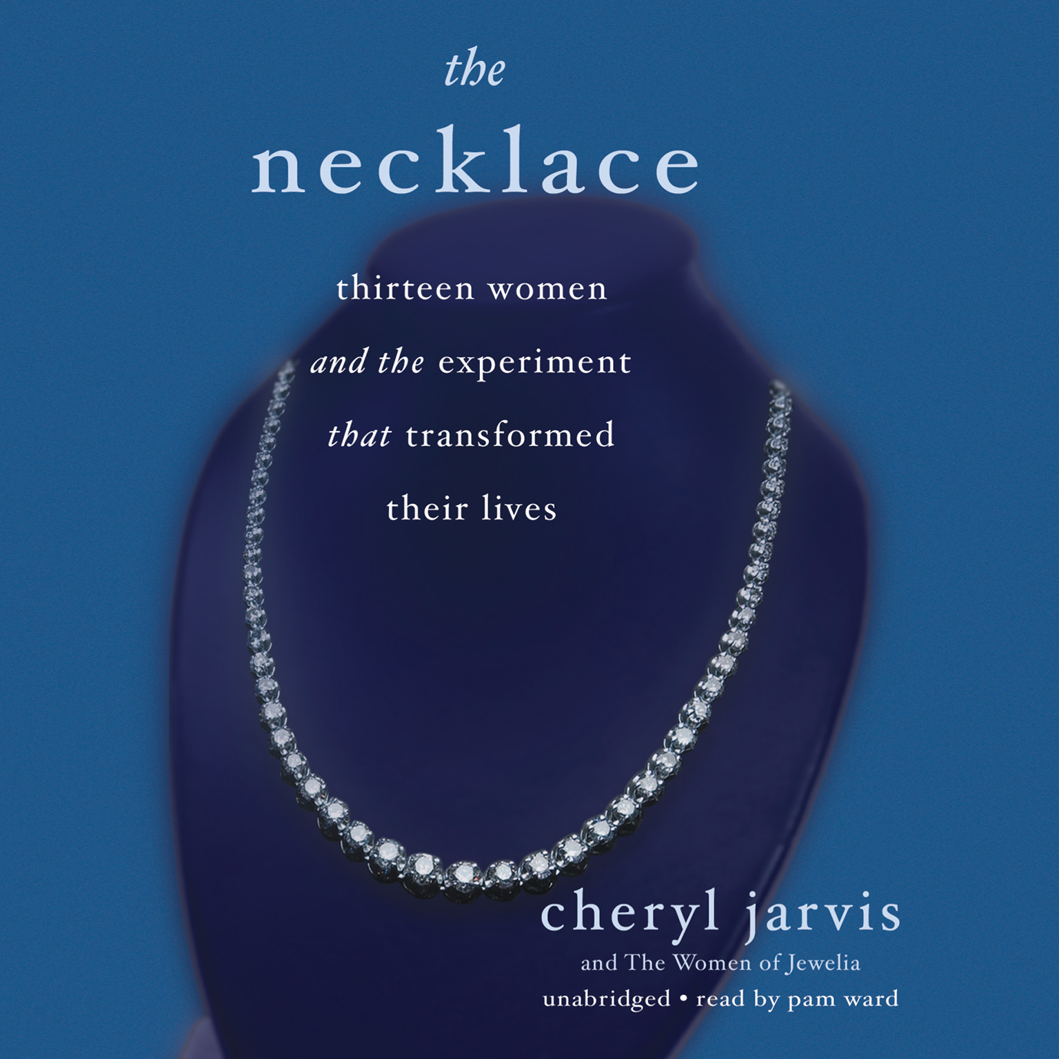 the necklace audiobook by cheryl jarvis for just