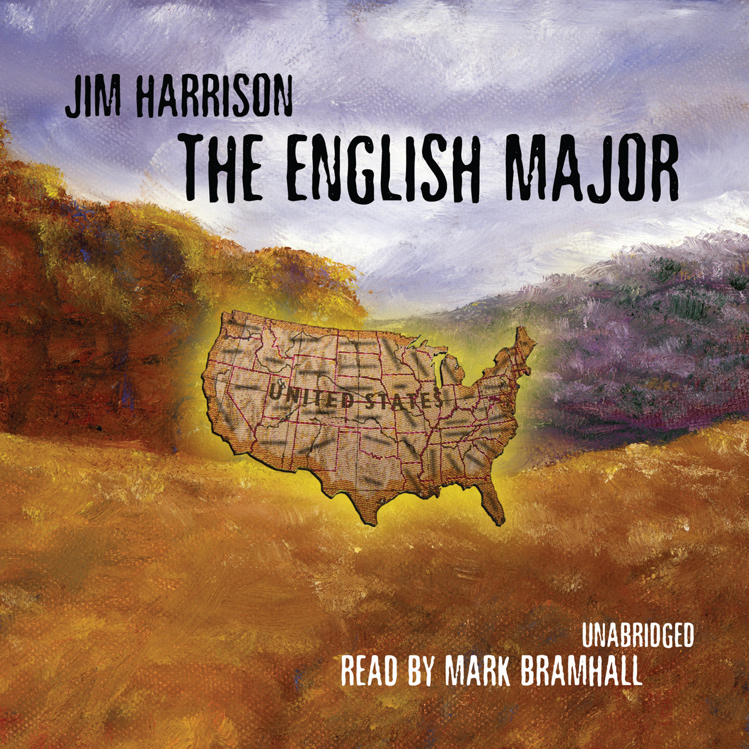 Printable The English Major Audiobook Cover Art