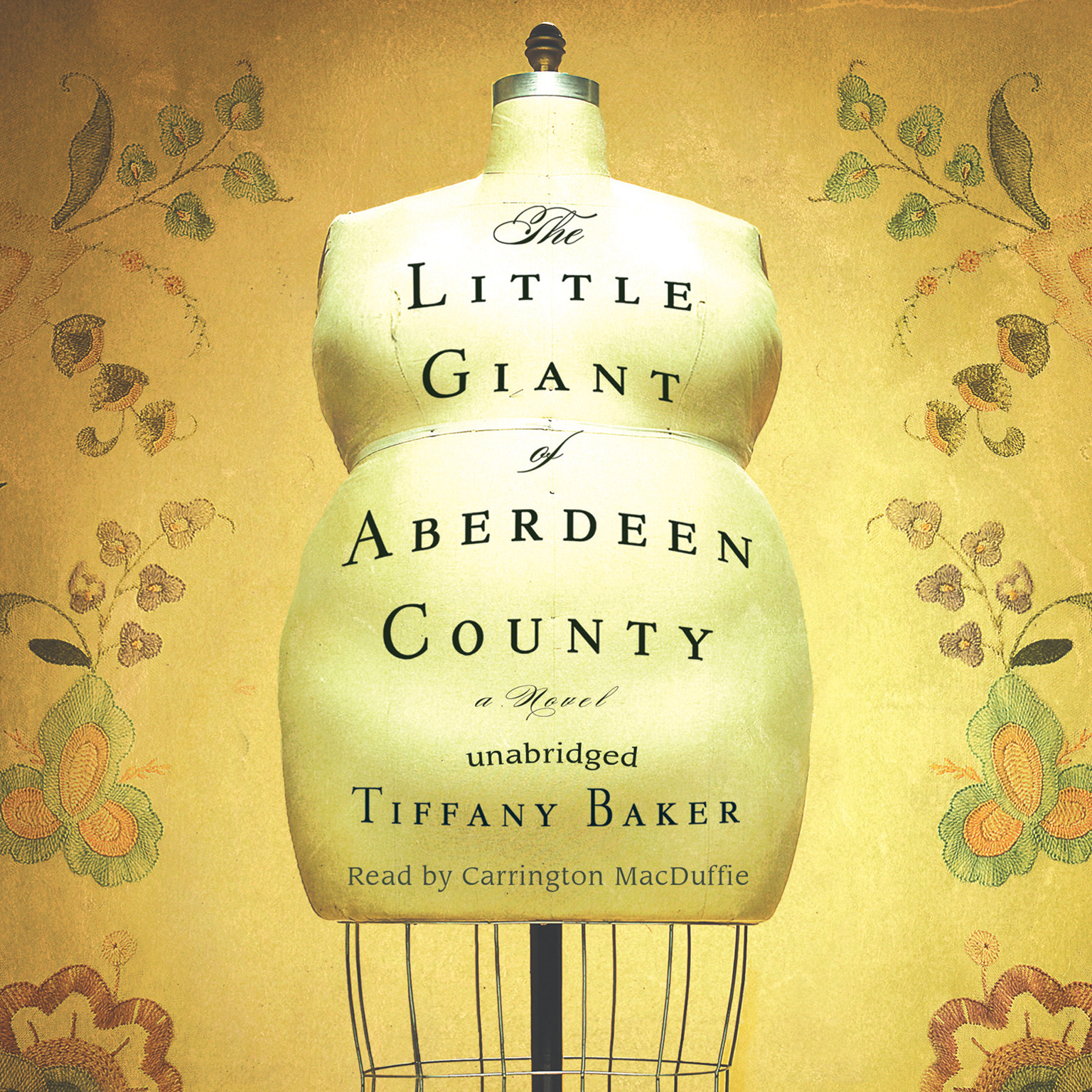 Printable The Little Giant of Aberdeen County: A Novel Audiobook Cover Art