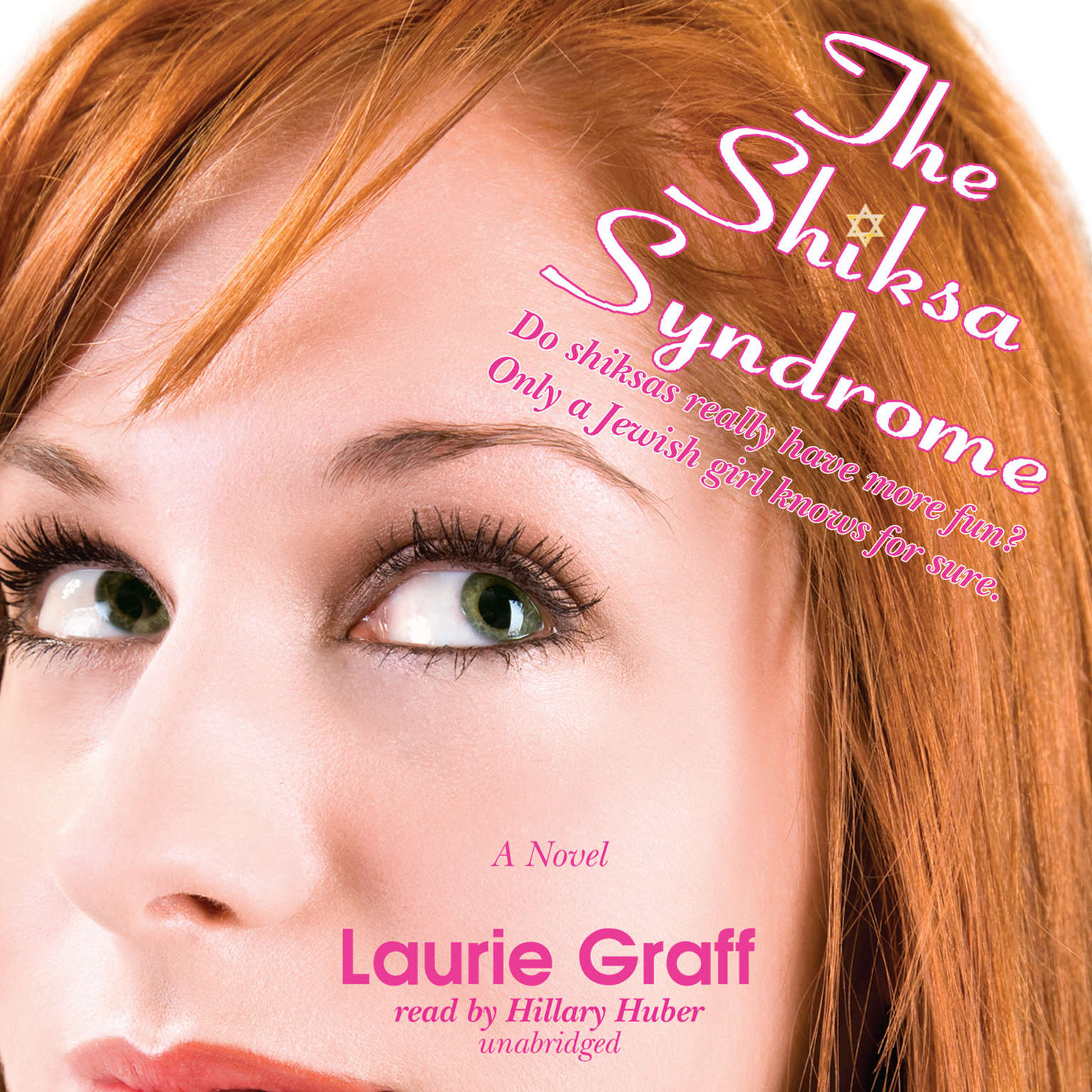 Printable The Shiksa Syndrome Audiobook Cover Art