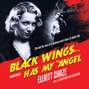 Black Wings Has My Angel Audiobook, by Elliott Chaze