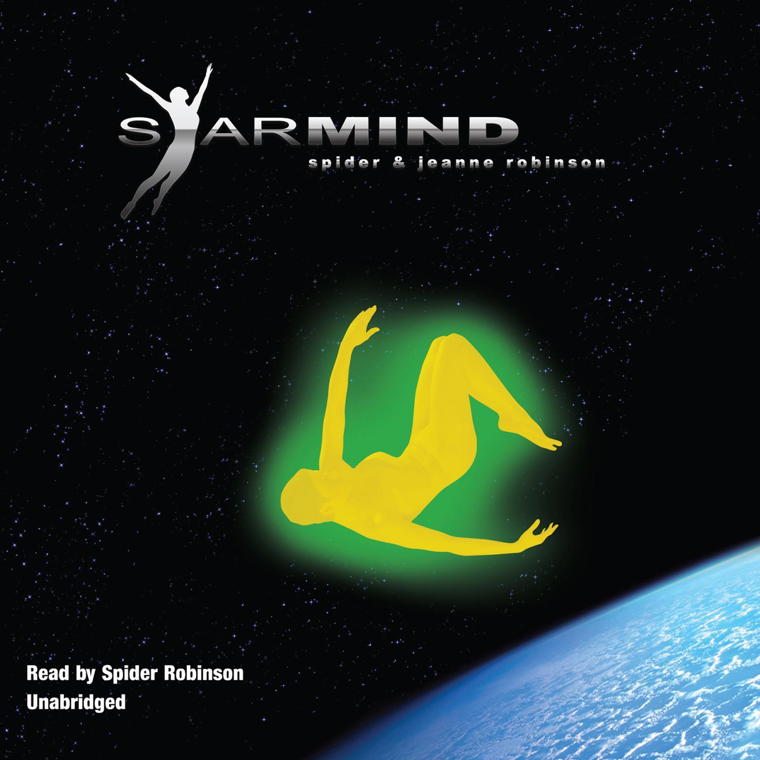 Printable Starmind Audiobook Cover Art