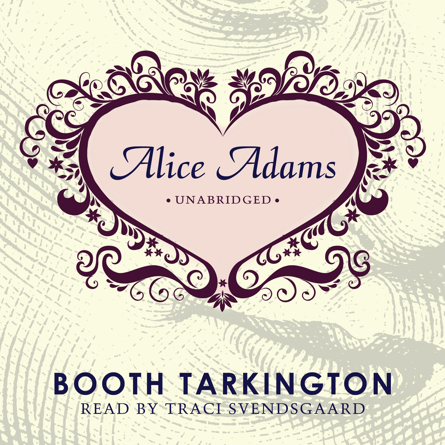 Printable Alice Adams Audiobook Cover Art