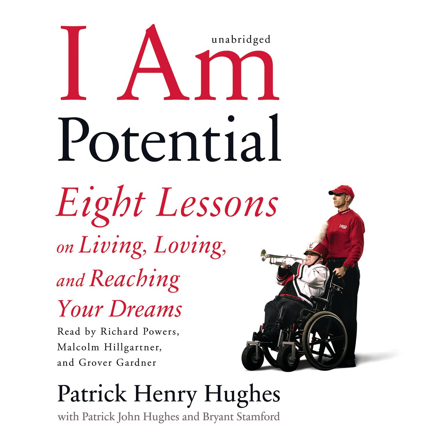 Printable I Am Potential: Eight Lessons on Living, Loving, and Reaching Your Dreams Audiobook Cover Art