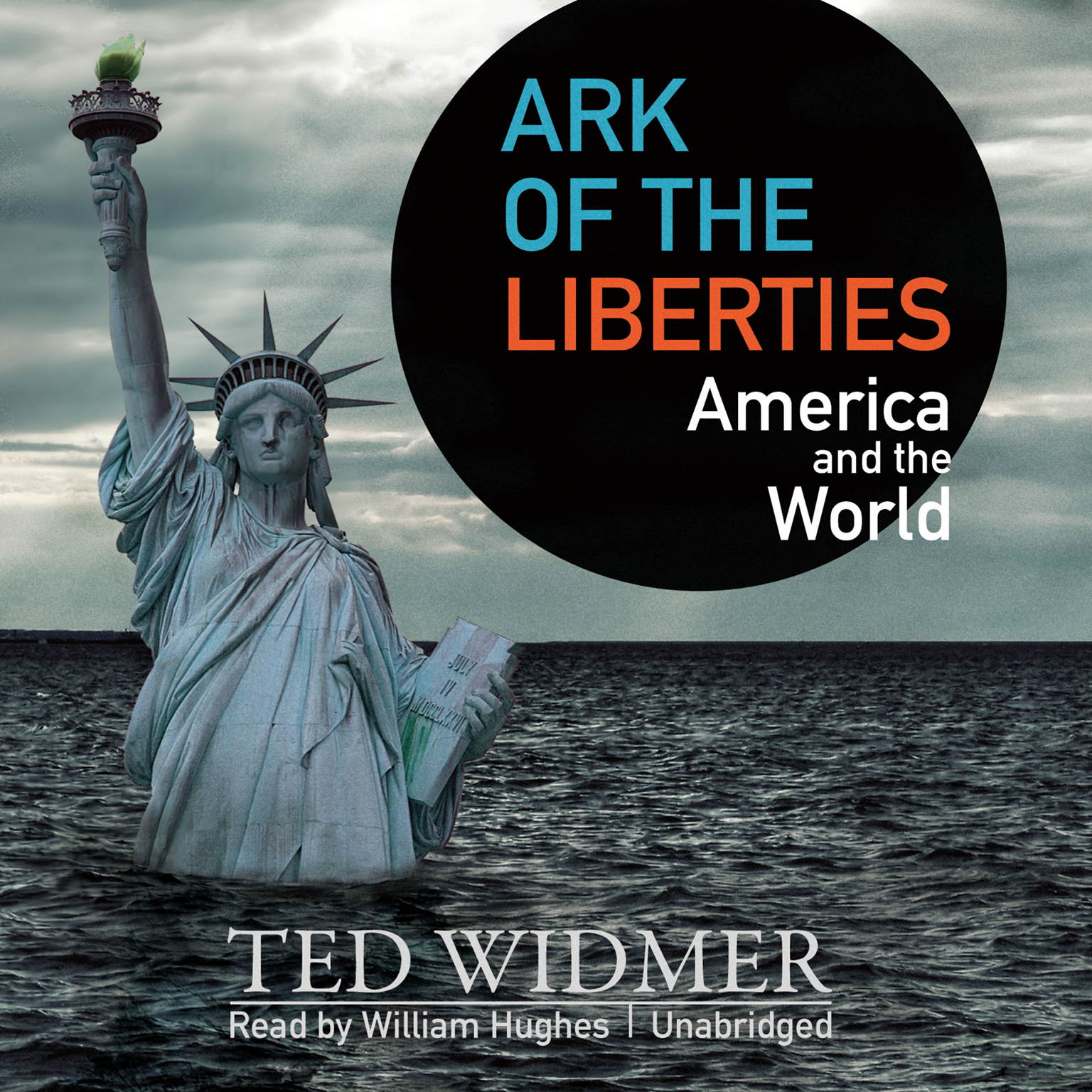 Printable Ark of the Liberties: America and the World Audiobook Cover Art