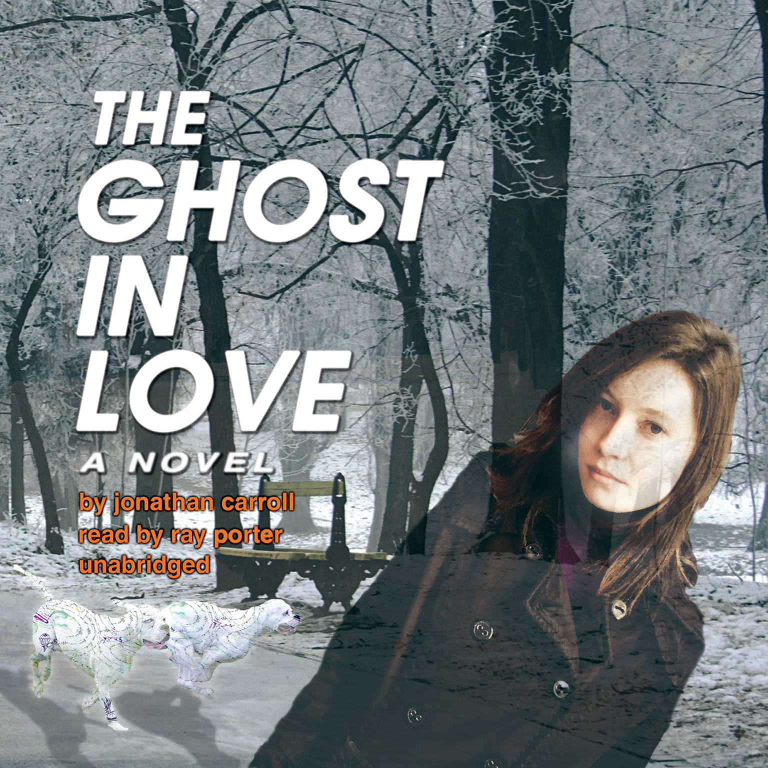 Printable The Ghost in Love Audiobook Cover Art