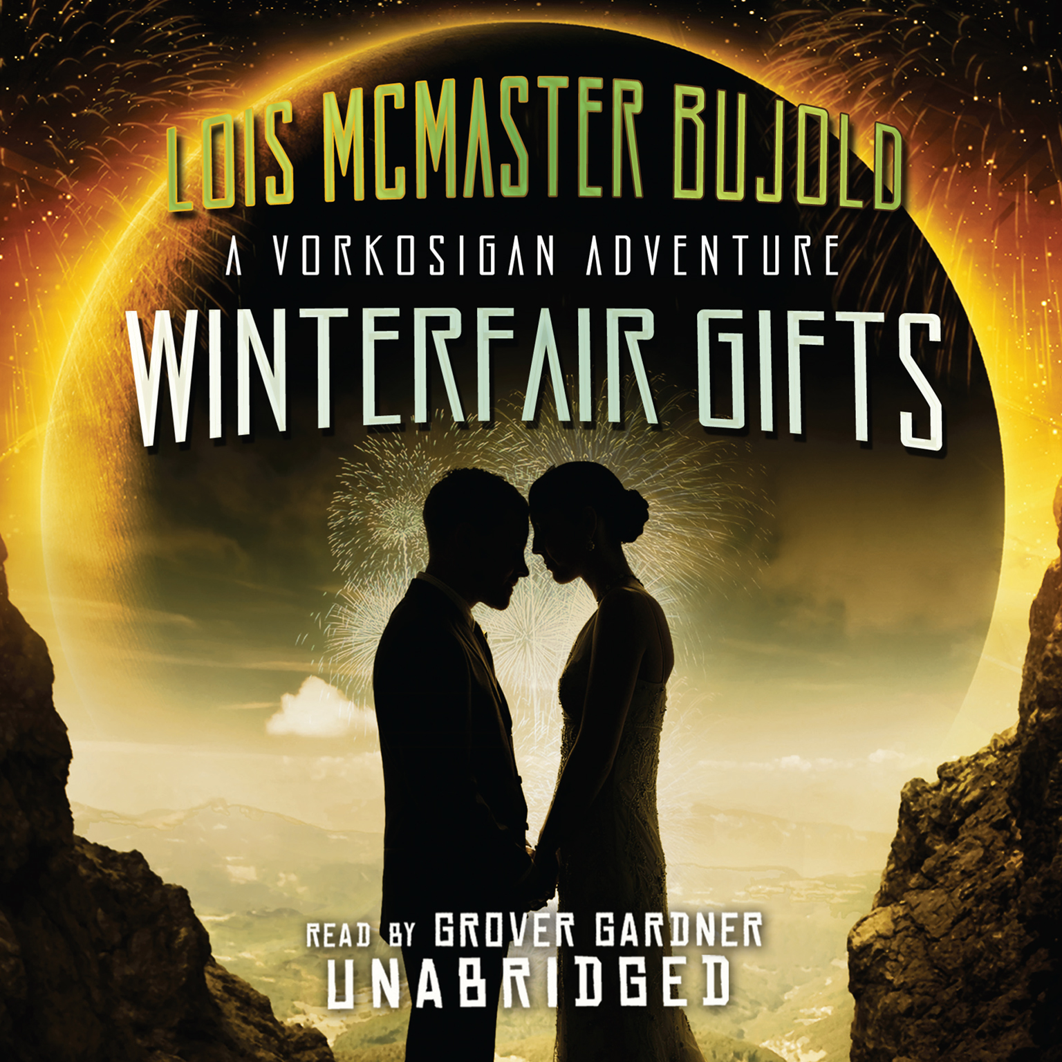 Printable Winterfair Gifts Audiobook Cover Art
