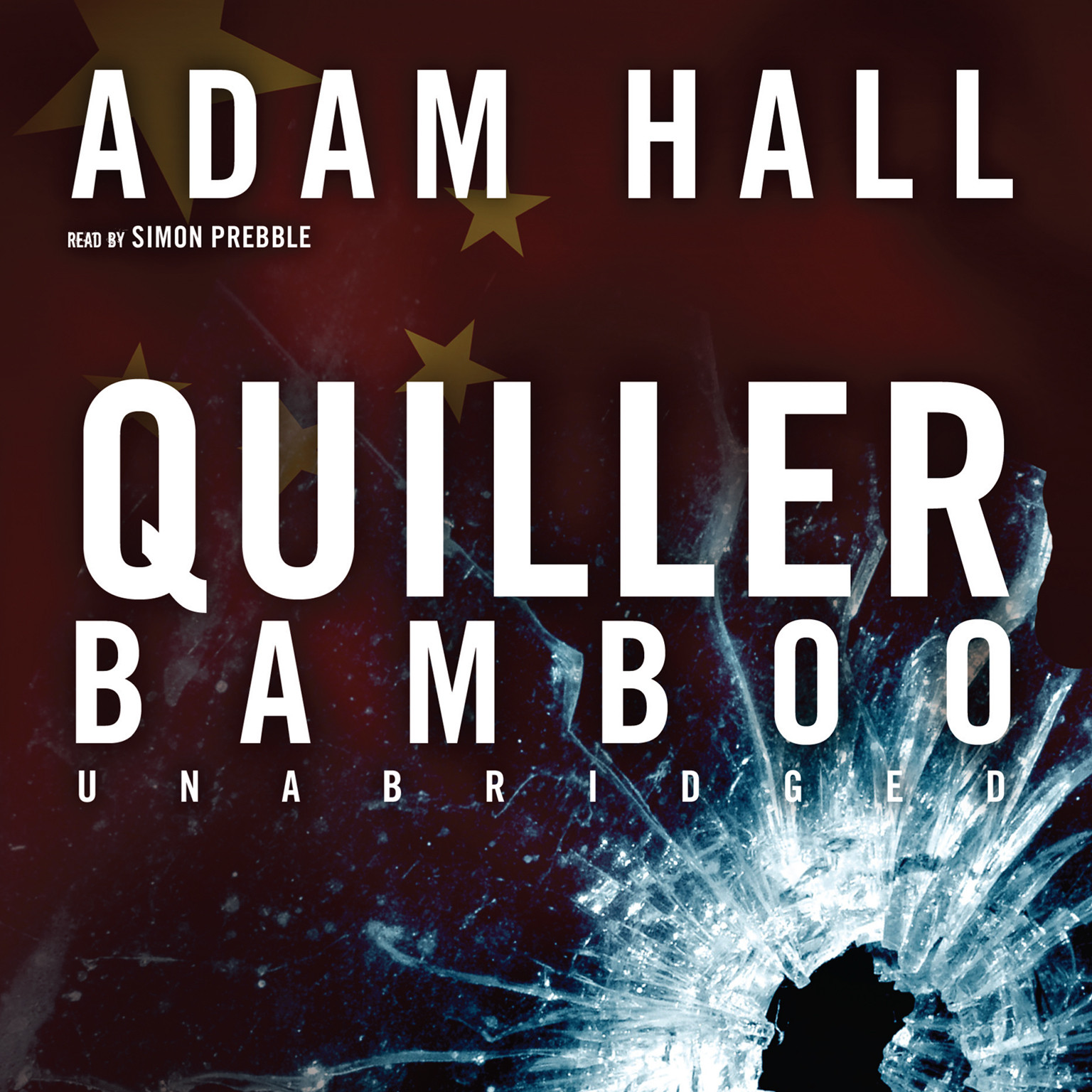 Printable Quiller Bamboo Audiobook Cover Art