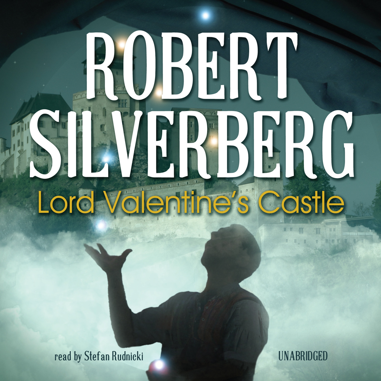 Printable Lord Valentine's Castle Audiobook Cover Art