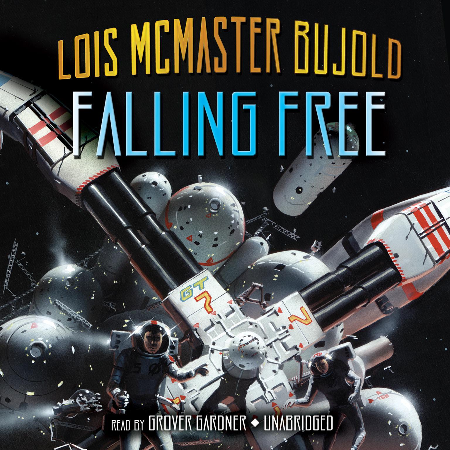 Printable Falling Free Audiobook Cover Art