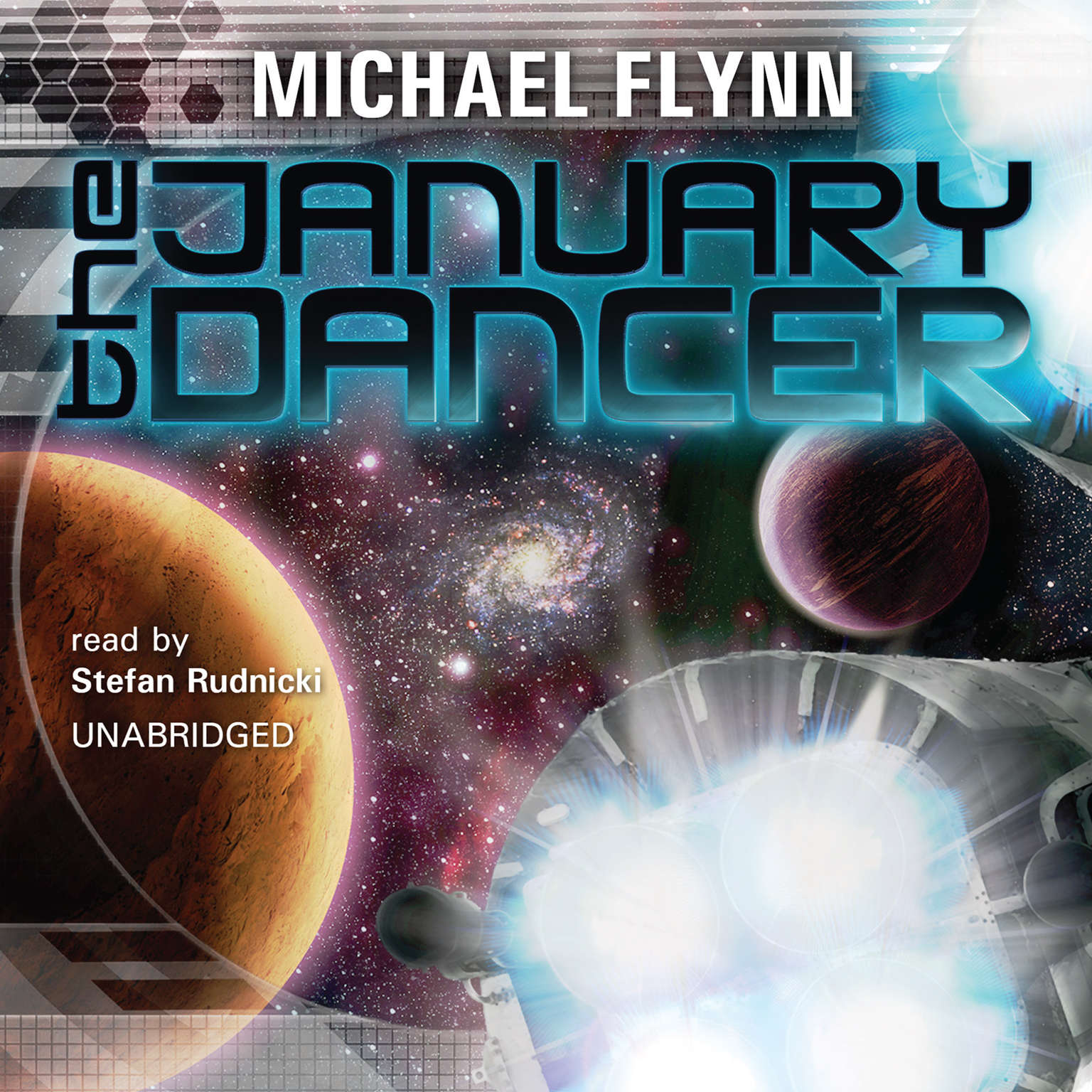 Printable The January Dancer Audiobook Cover Art
