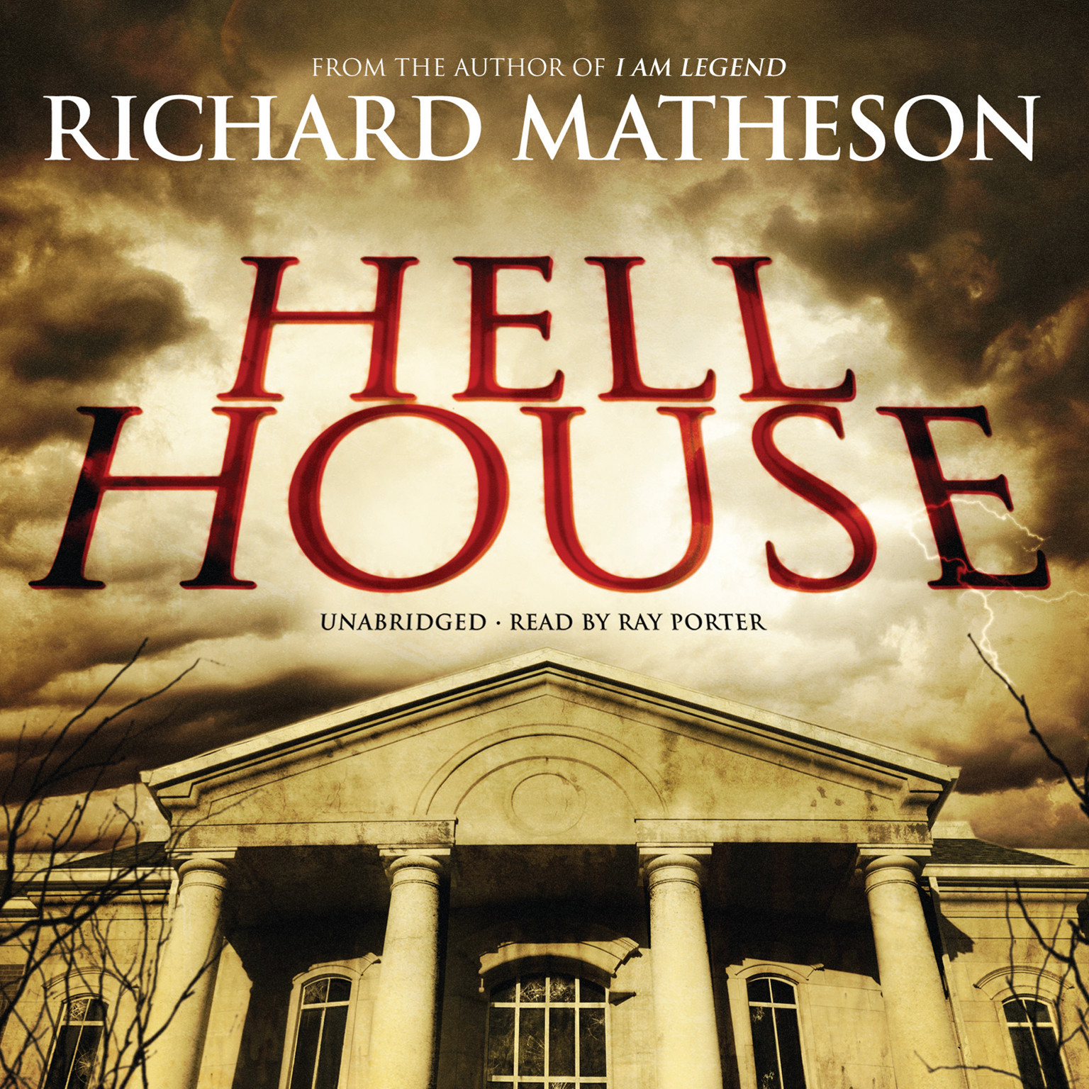 Printable Hell House Audiobook Cover Art