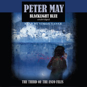 Blacklight Blue, by Peter May
