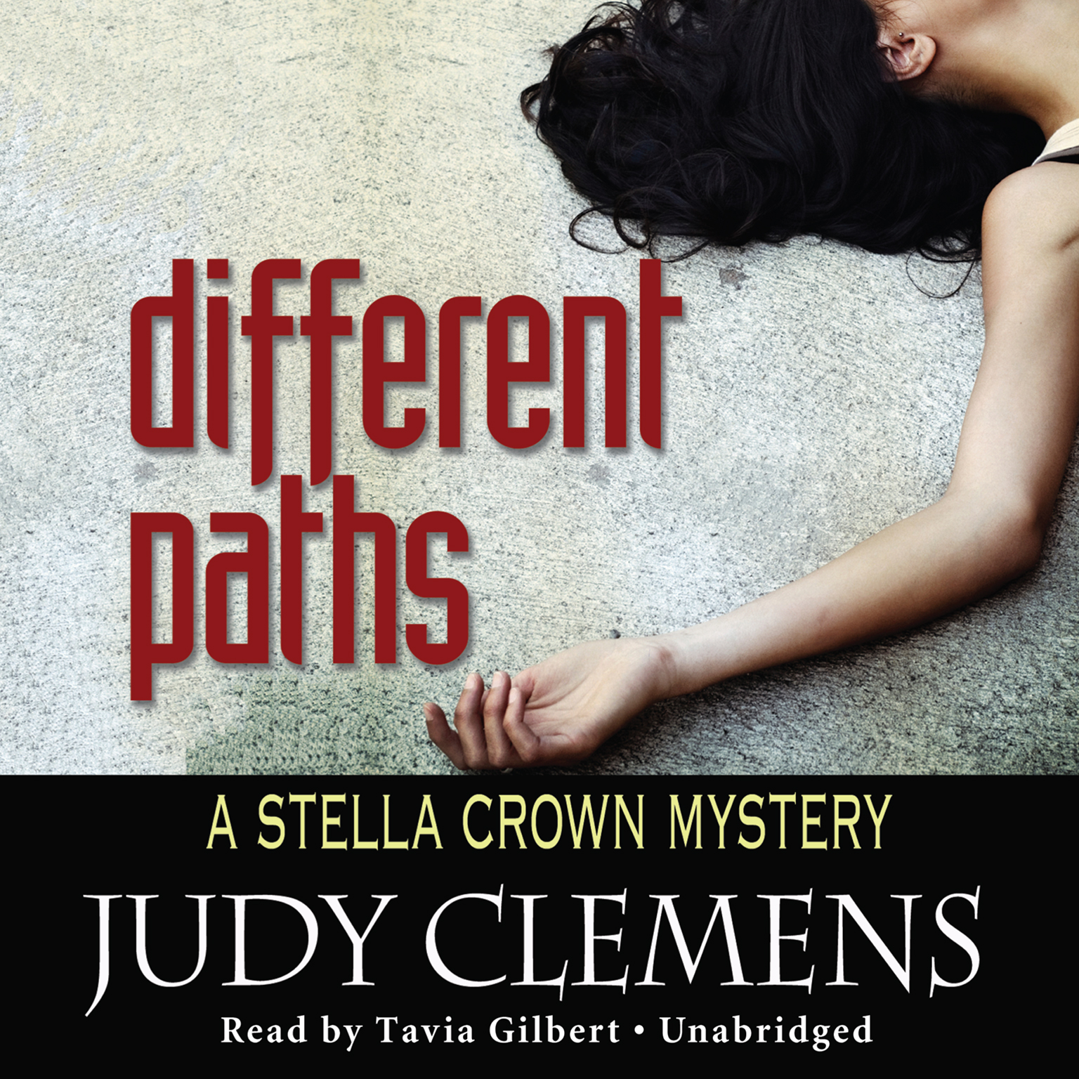 Printable Different Paths Audiobook Cover Art