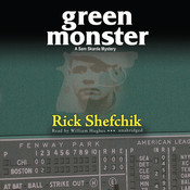 Green Monster Audiobook, by Rick Shefchik