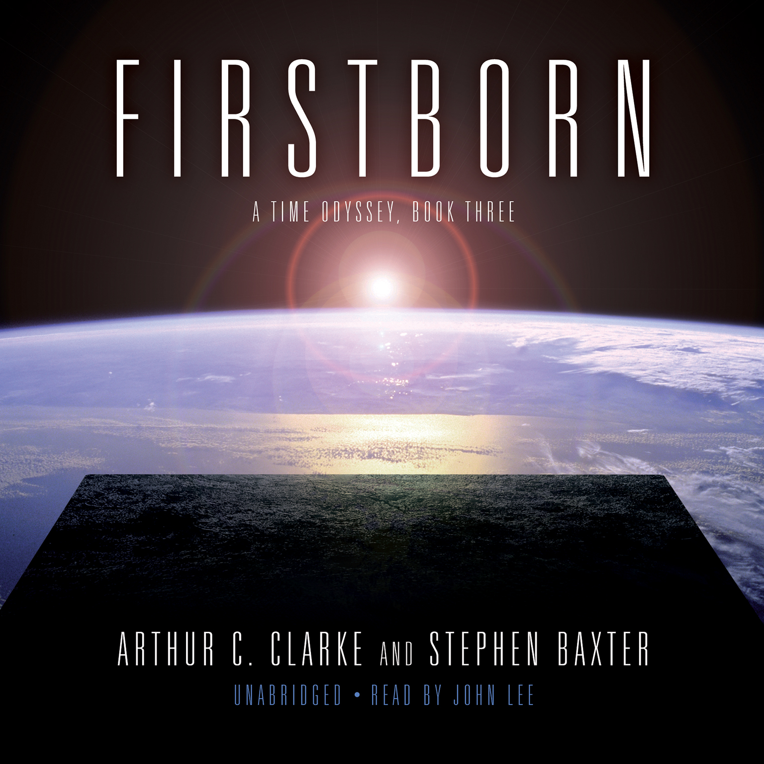 Printable Firstborn Audiobook Cover Art