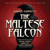 The Maltese Falcon Audiobook, by Dashiell Hammett
