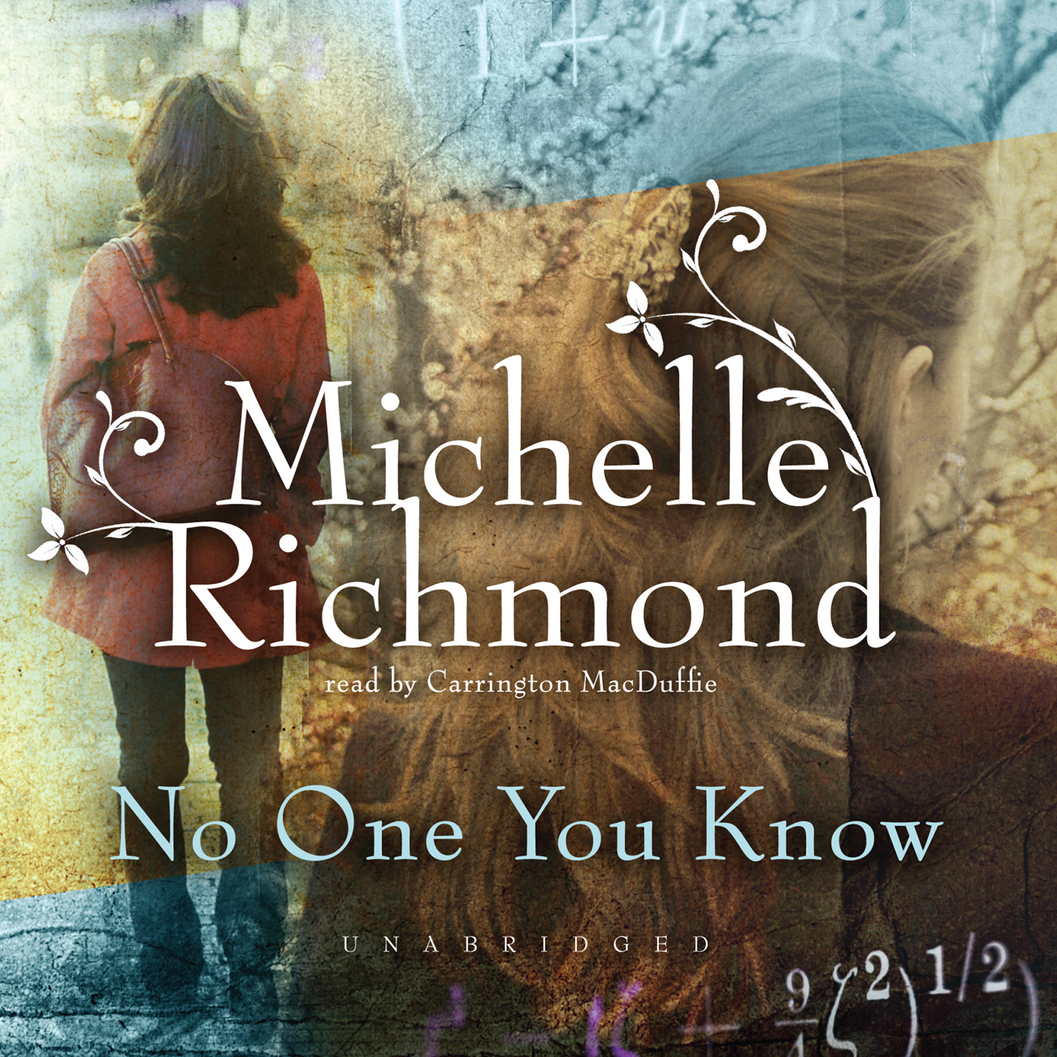 Printable No One You Know Audiobook Cover Art