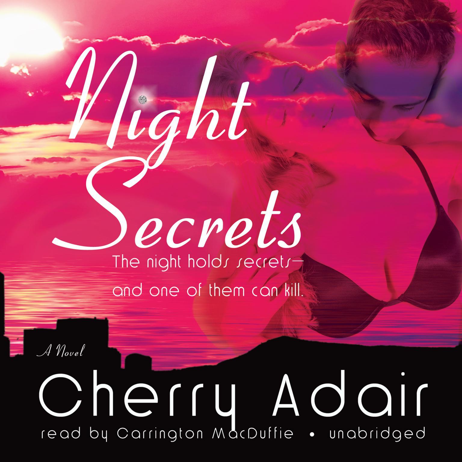 Printable Night Secrets: A Novel Audiobook Cover Art