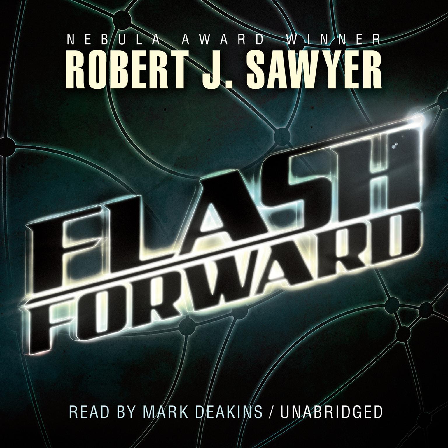 Printable Flashforward Audiobook Cover Art
