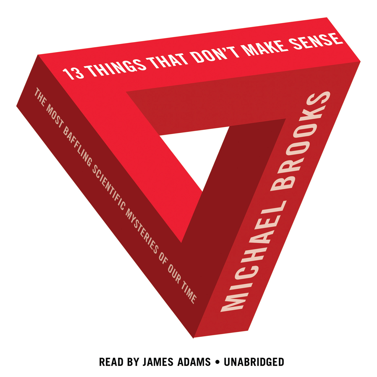Printable 13 Things That Don't Make Sense: The Most Baffling Scientific Mysteries of Our Time Audiobook Cover Art