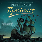 Tigerheart Audiobook, by Peter David