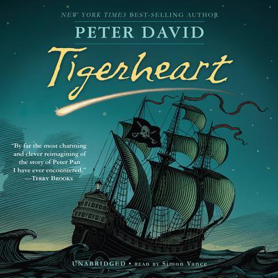 Tigerheart Audiobook, by Peter David