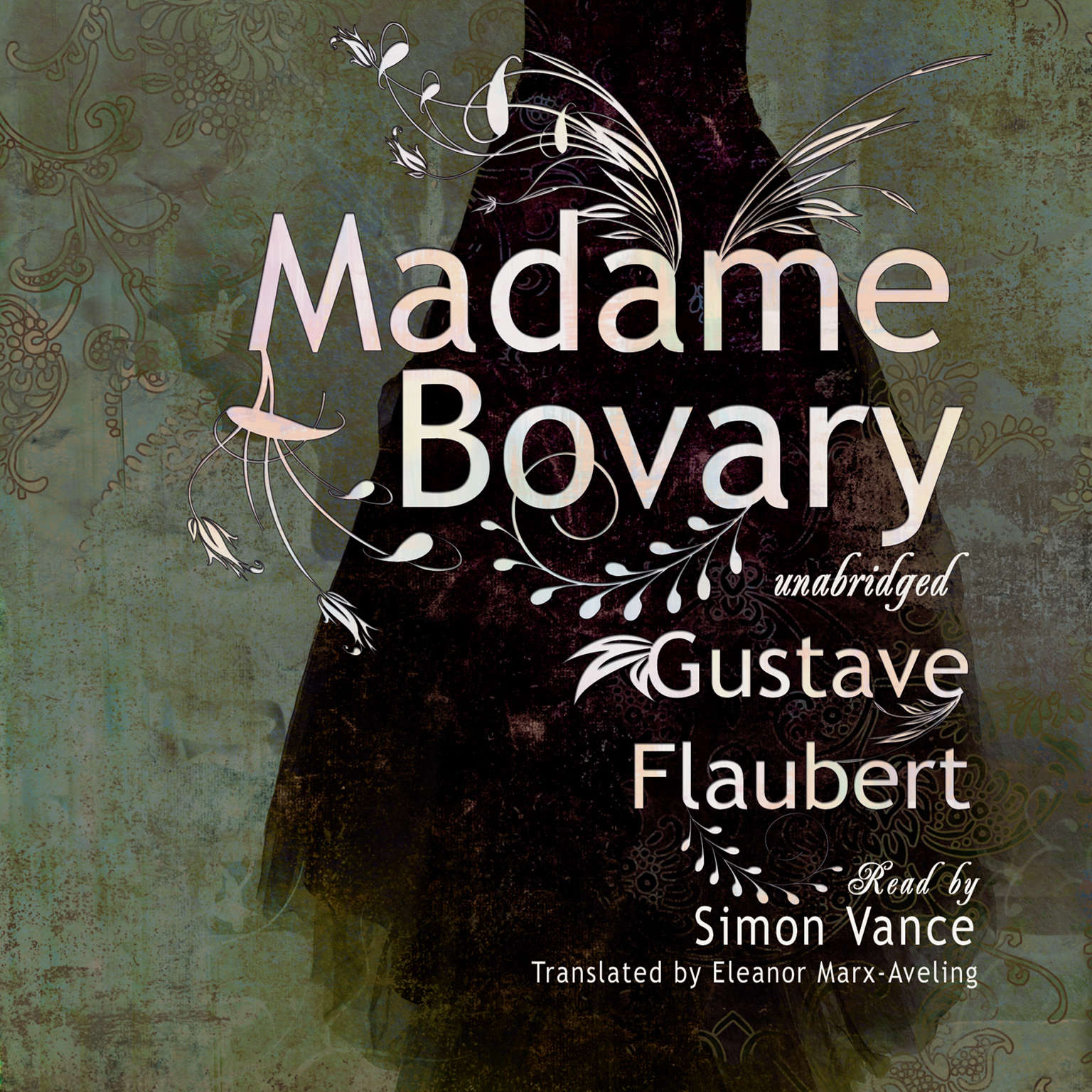 Printable Madame Bovary: Classic Collection Audiobook Cover Art