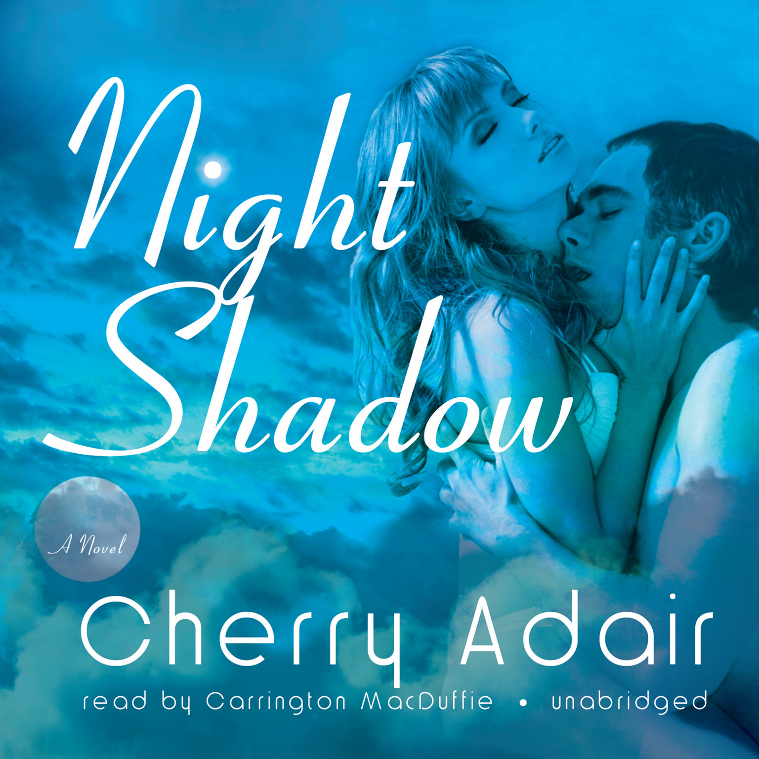 Printable Night Shadow: A Novel Audiobook Cover Art