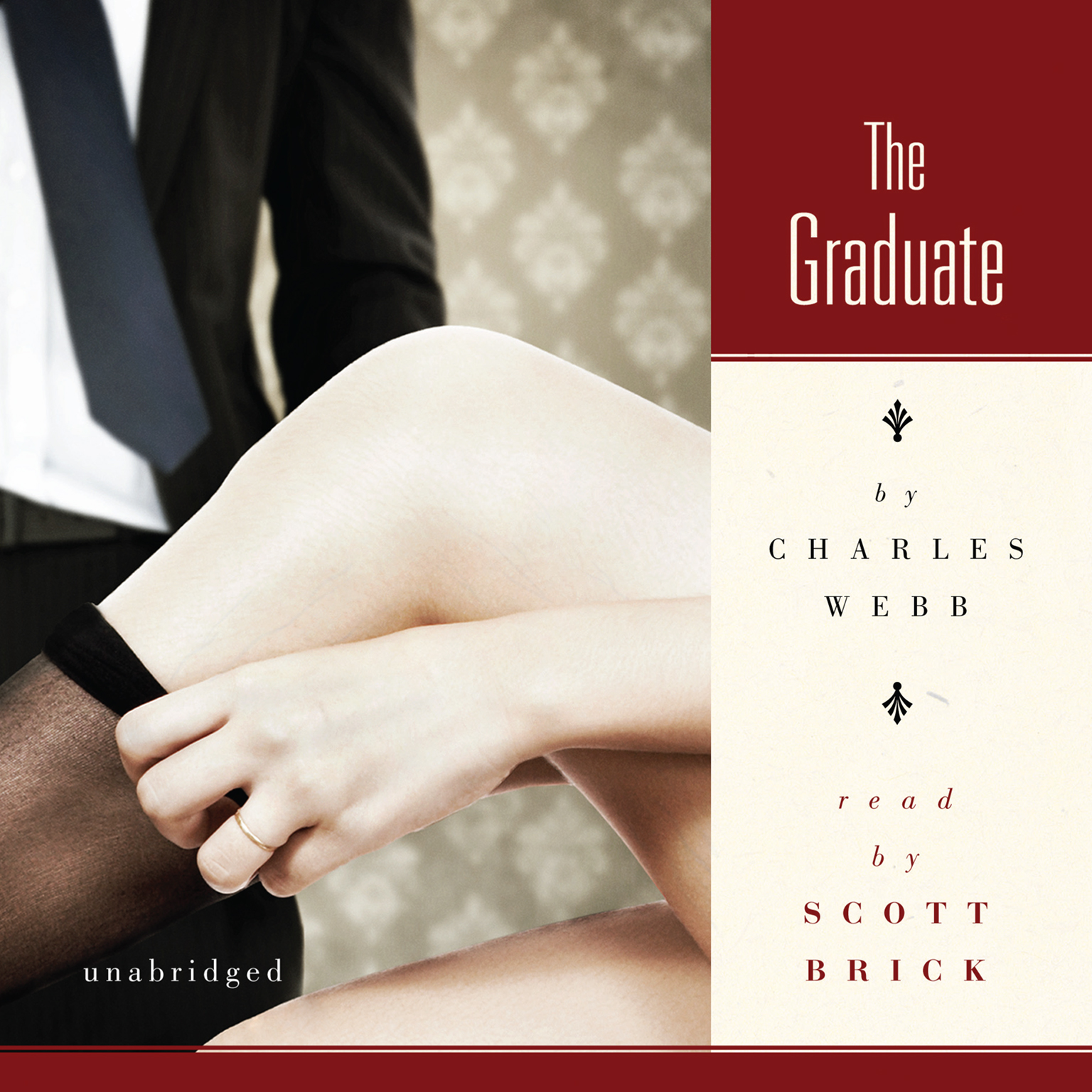 Printable The Graduate Audiobook Cover Art