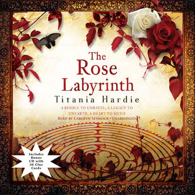 The Rose Labyrinth Audiobook, by Titania Hardie