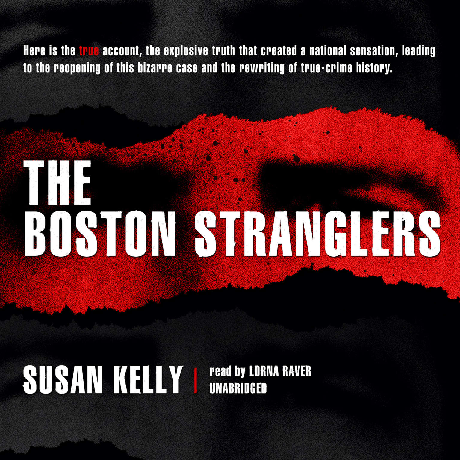 Printable The Boston Stranglers Audiobook Cover Art